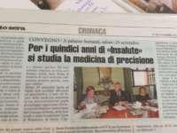 Conferenza Stampa in Fondazione CRI 24-09-2018